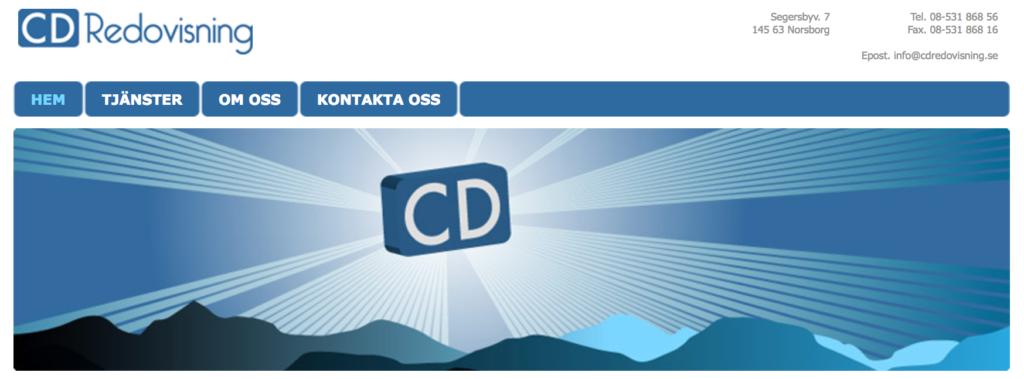 CD-redovis