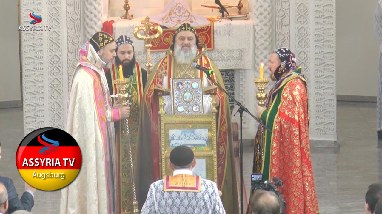 assyrischer mesopotamien verein augsburg